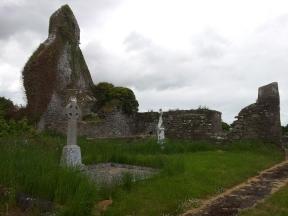 14. Abbeyshrule Abbey, Co. Longford