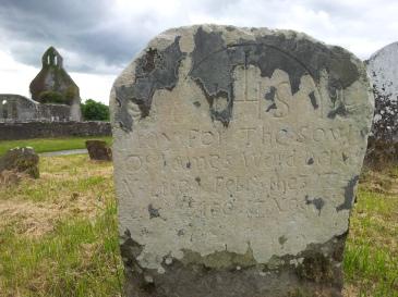 26. Abbeyshrule Abbey, Co. Longford