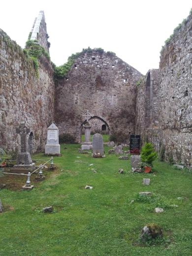 14. Bridgetown Priory, Co. Cork