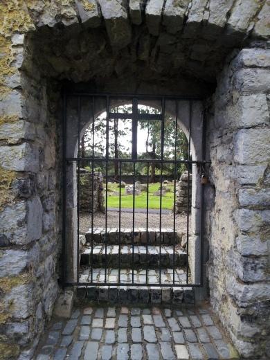 11. Bodenstown Church, Co. Kildare