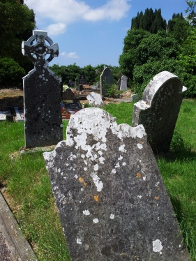 11. Killaconnigan Cemetery, Co. Meath