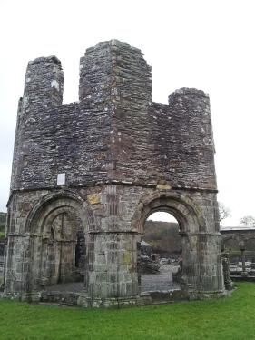 16. Mellifont Abbey, Co. Louth
