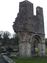19. Mellifont Abbey, Co. Louth