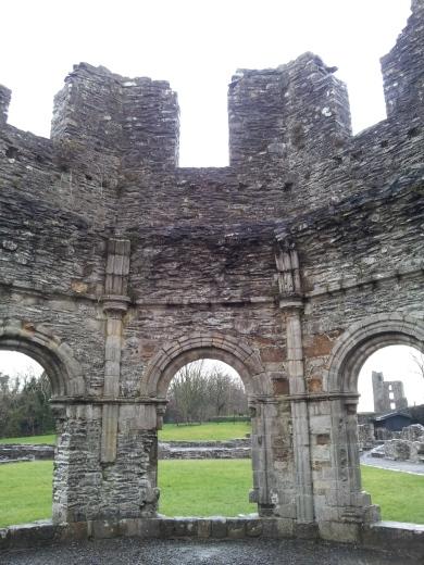 21. Mellifont Abbey, Co. Louth