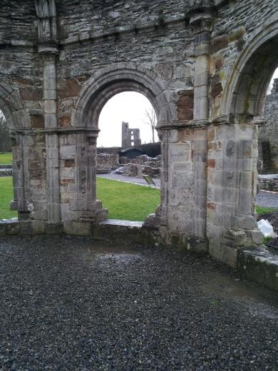 22. Mellifont Abbey, Co. Louth