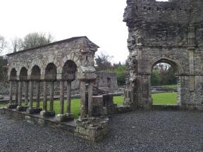 25. Mellifont Abbey, Co. Louth