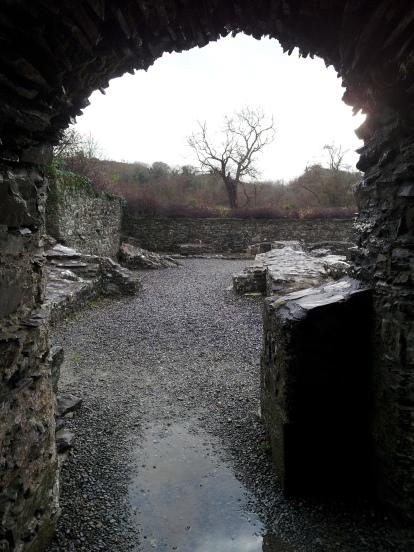 29. Mellifont Abbey, Co. Louth