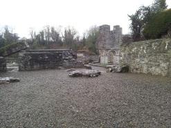 33. Mellifont Abbey, Co. Louth