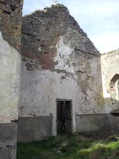 19. Unknown Church, High Street, Co. Offaly