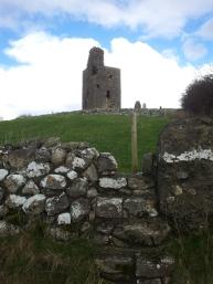 01. Moylagh Church & Castle, Co. Meath