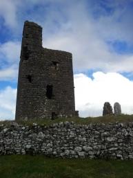 02. Moylagh Church & Castle, Co. Meath