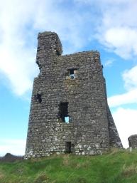 03. Moylagh Church & Castle, Co. Meath