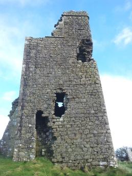 13. Moylagh Church & Castle, Co. Meath