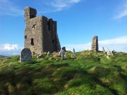 15. Moylagh Church & Castle, Co. Meath