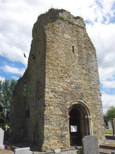 01. Knocktopher Church & Tower, Co. Kilkenny