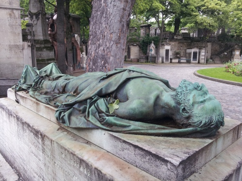 05. Montmartre Cemetery, Paris, France
