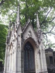 17. Montmartre Cemetery, Paris, France