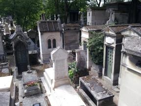 26. Montmartre Cemetery, Paris, France