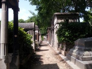33. Montmartre Cemetery, Paris, France