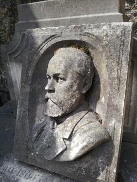 39. Montmartre Cemetery, Paris, France