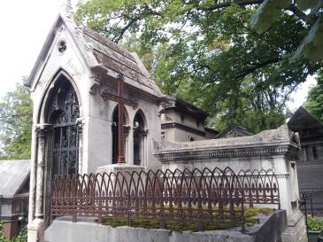 43. Montmartre Cemetery, Paris, France
