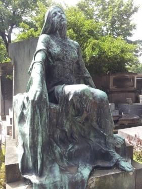 45. Montmartre Cemetery, Paris, France