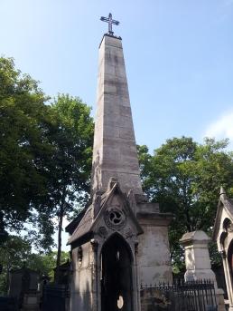 61. Montmartre Cemetery, Paris, France