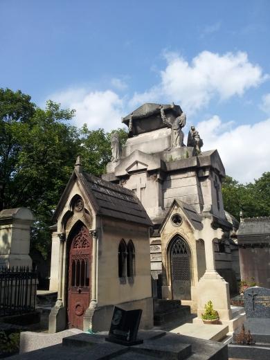 62. Montmartre Cemetery, Paris, France