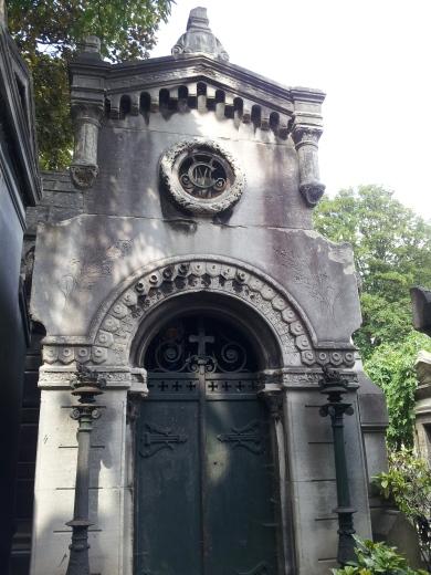 63. Montmartre Cemetery, Paris, France