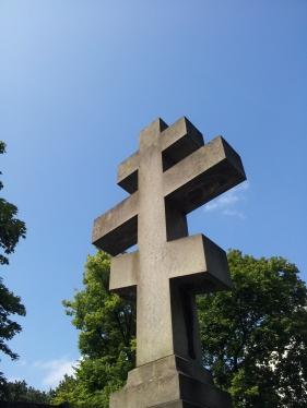 82. Montmartre Cemetery, Paris, France