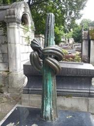 84. Montmartre Cemetery, Paris, France