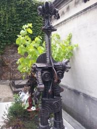 86. Montmartre Cemetery, Paris, France