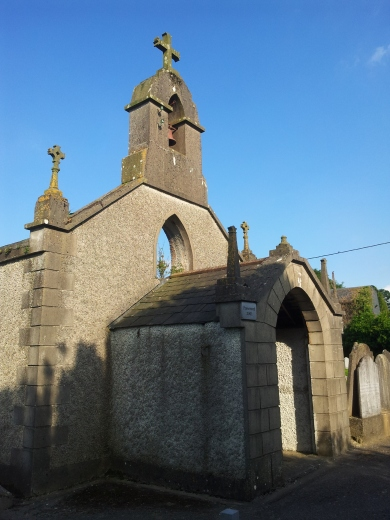 19. St Brendan's Church, Co. Kilkenny