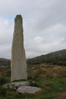 01. Ballycrovane Ogham Stone, Co. Cork