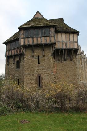 03. Stokesay Castle, Shropshire