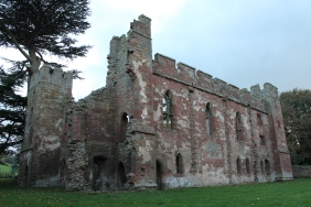10. Acton Burnell Castle, Shropshire, England