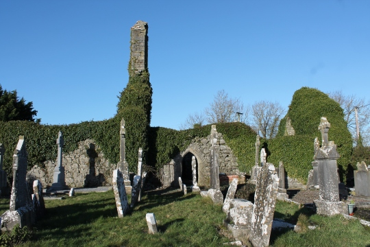 01. Moycarkey Church, Co. Tipperary