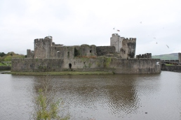 02. Caerphilly Castle, Wales