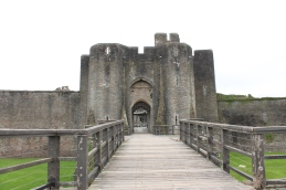 04. Caerphilly Castle, Wales