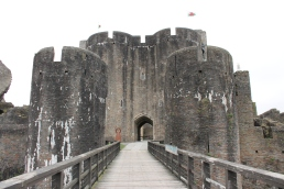 06. Caerphilly Castle, Wales