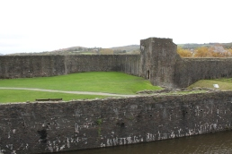 07. Caerphilly Castle, Wales