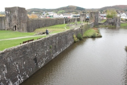 08. Caerphilly Castle, Wales