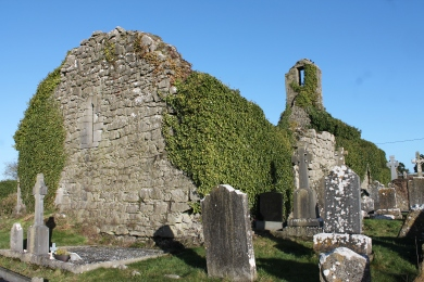13. Moycarkey Church, Co. Tipperary