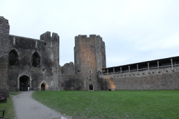 28. Caerphilly Castle, Wales