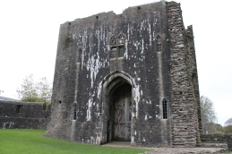 56. Caerphilly Castle, Wales
