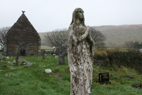 01. Kilmalkedar Church, Co. Kerry