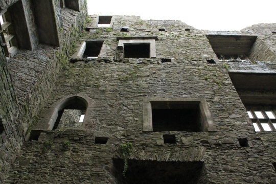 16. Kanturk Castle, Co. Cork