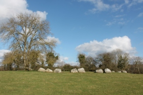 07. Broadleas Stone Circle, Co. Kildare