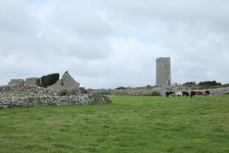 02. Roscam Round Tower & Church, Co. Galway