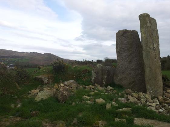 03. Aghmakane Portal Tomb, Co. Armagh